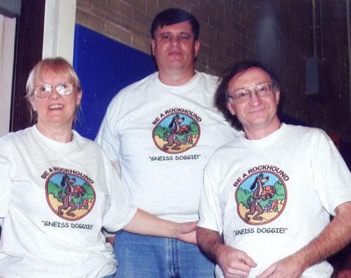 BGMC Members Model Club T-Shirts